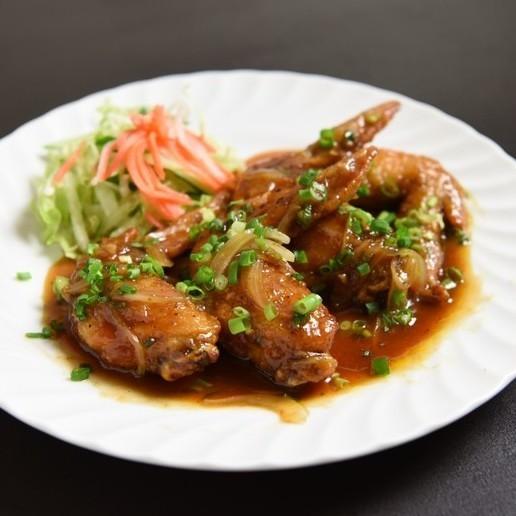 Chicken wings & stir-fried tamarind 3P