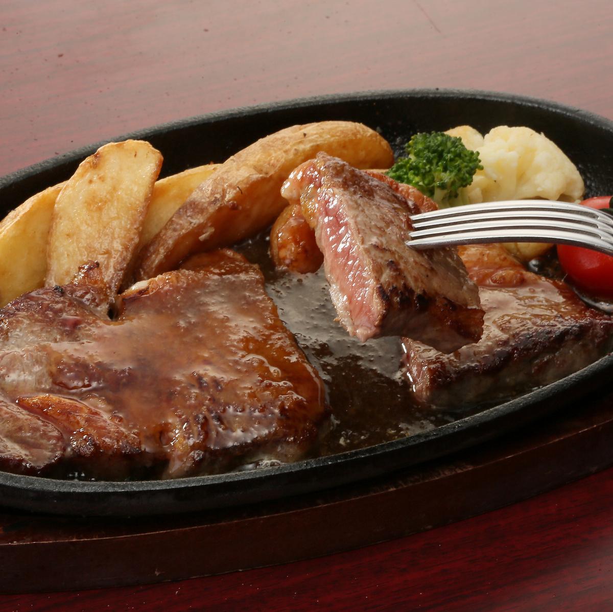 쇠고기 등심 스테이크