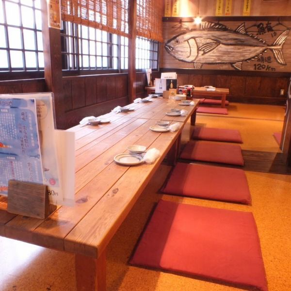 Since [parlor seat enhance] the Petit banquet here parlor will recommend! Popular seat, reservation thank you ahead of us.Courses are also available up to 5000 yen to 6000 yen with unlimited drinks enriched.Please see the course column for more information.