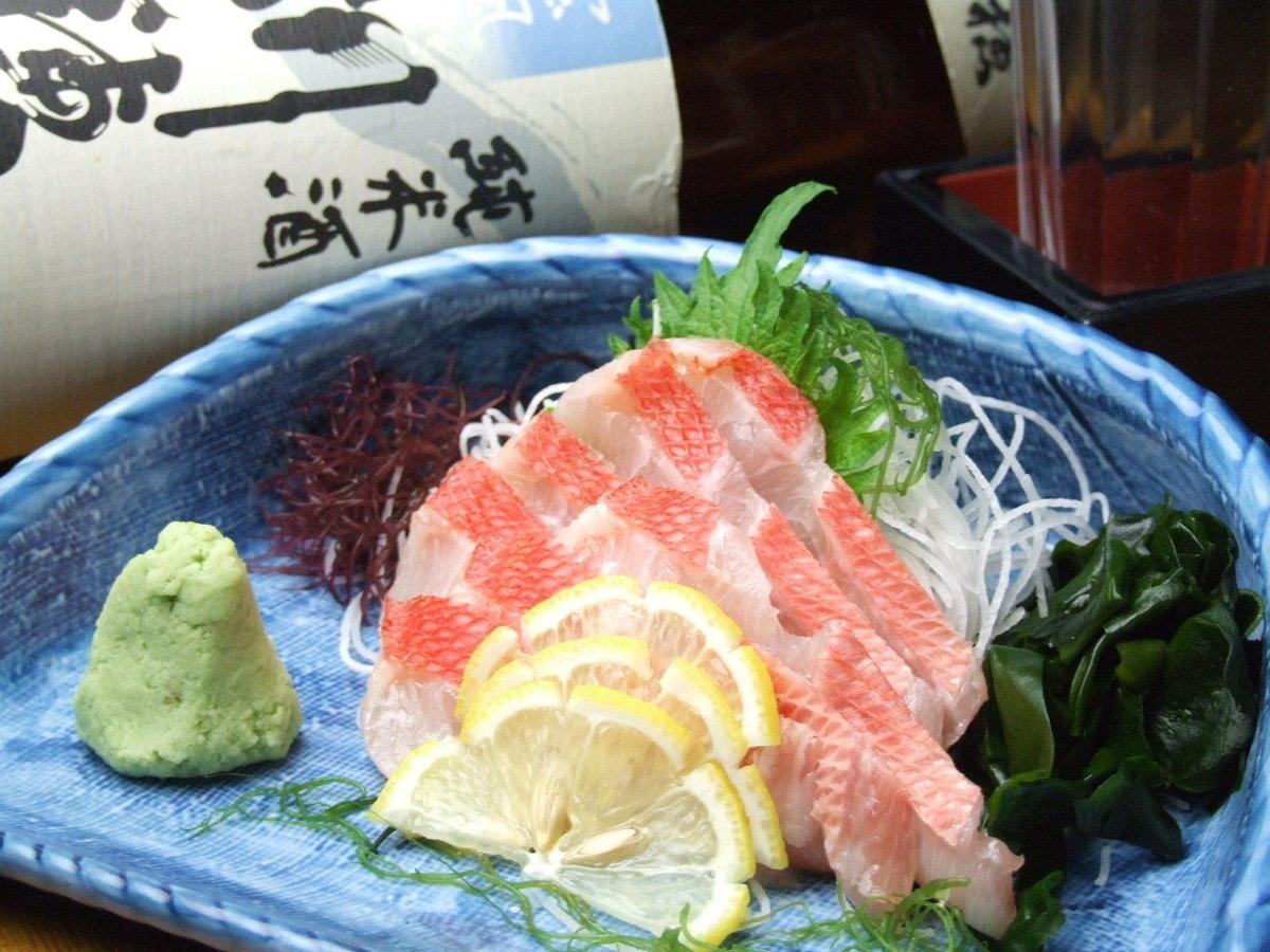 Kimme sashimi
