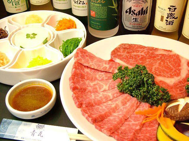素材にこだわった、本場韓国料理が味わえるお店。