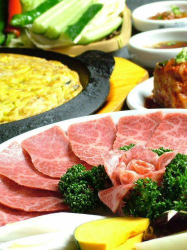 赤坂で食す、本場韓国料理