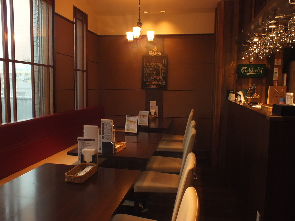 【Table seat】 Total number of seats 40 seats available! Up to 40 banquets can be reserved for over 30 people! We will guide you according to the number of guests / scenes! Seat details, number of people, budget etc, Please do not hesitate to contact us ♪ ※ photos are an example