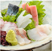 Direct sending fish sashimi from Hagi