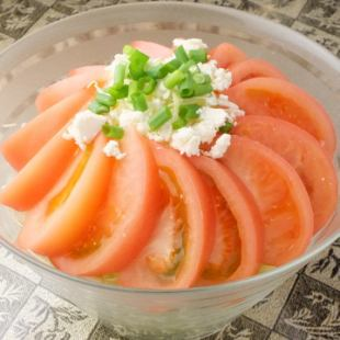 トマトサラダ Tomato Salad
