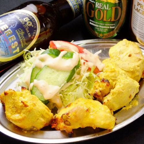レシミカバブ Resmi Kabab