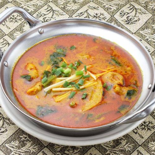 ネパールカレー(甘口なし) Nepali Curry
