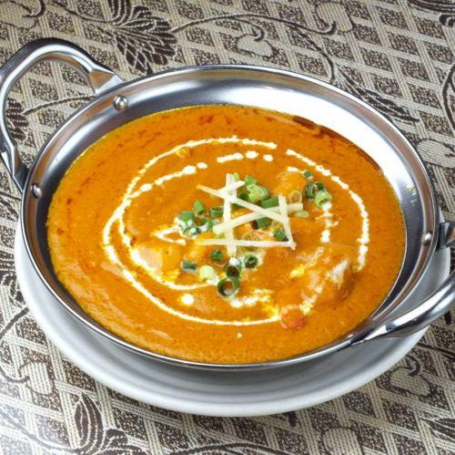 プラウンカレー Prawn Curry