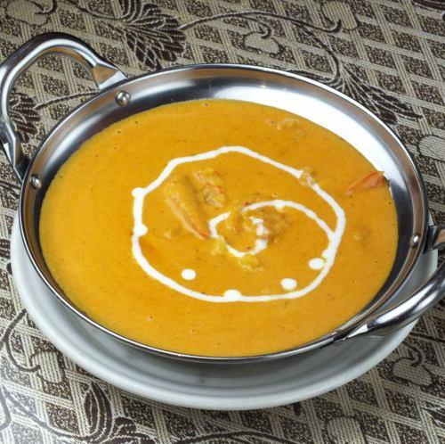 シンガバターマサラ Jhinga Butter Masala