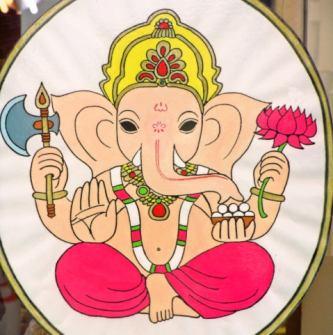 異国情緒漂う店内☆こだわりのインド装飾が店内のあちこちに飾られ、オシャレな雰囲気☆
