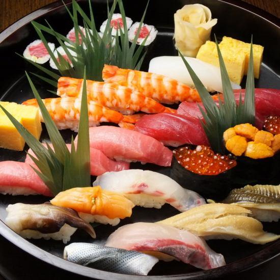 新鮮なお魚をお届けします。