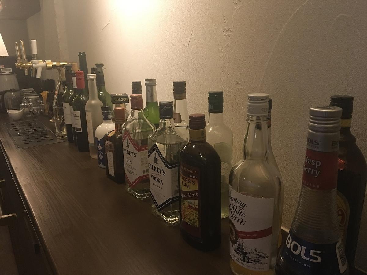 所有你可以独自喝酒!!更随意和愉快♪
