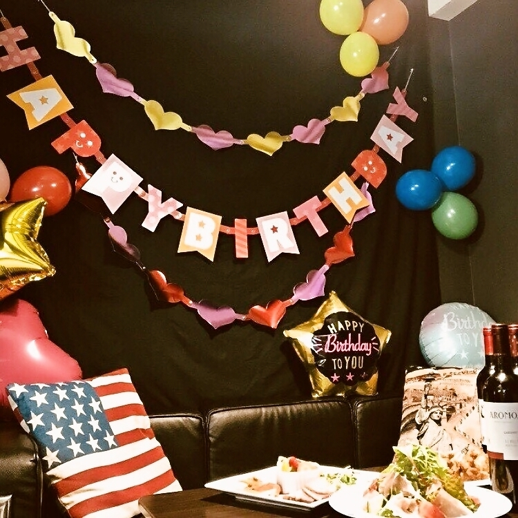 【每天1对!】气球/国旗花环等装饰附件!