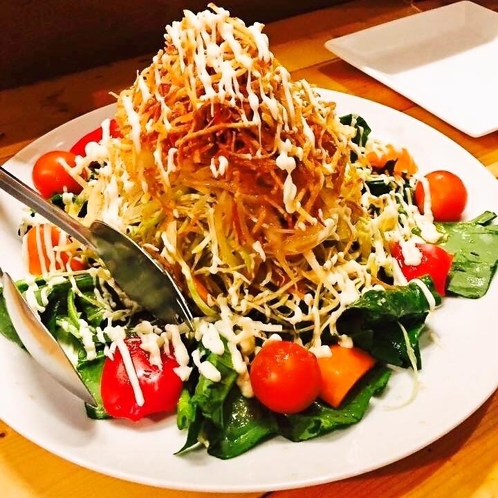 Shigerjobu salad