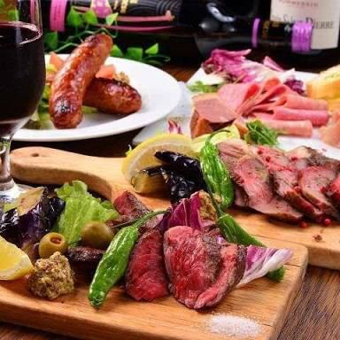 【Saturday, Sunday, Tuesday only】 【Meat Balcourse → 3000 yen