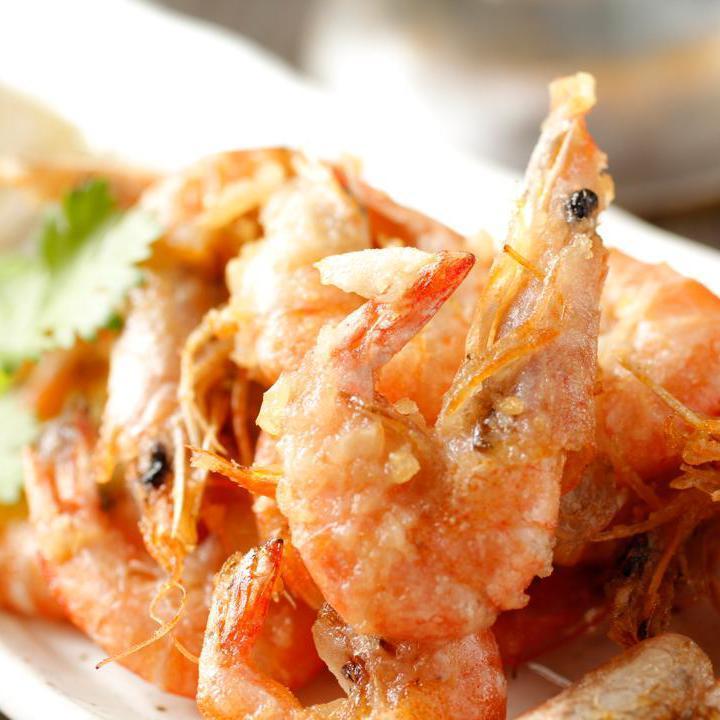 Vietnamese no Garlic Shrimp