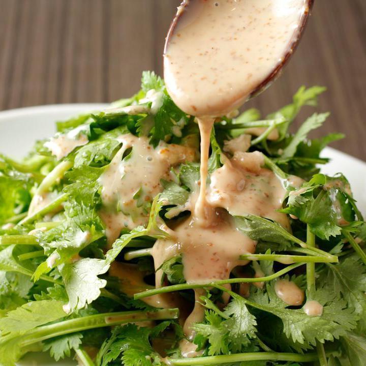 Devil's Pakuchi Salad