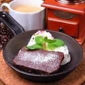 Homemade brownie CHOCOLATE BROWNIE