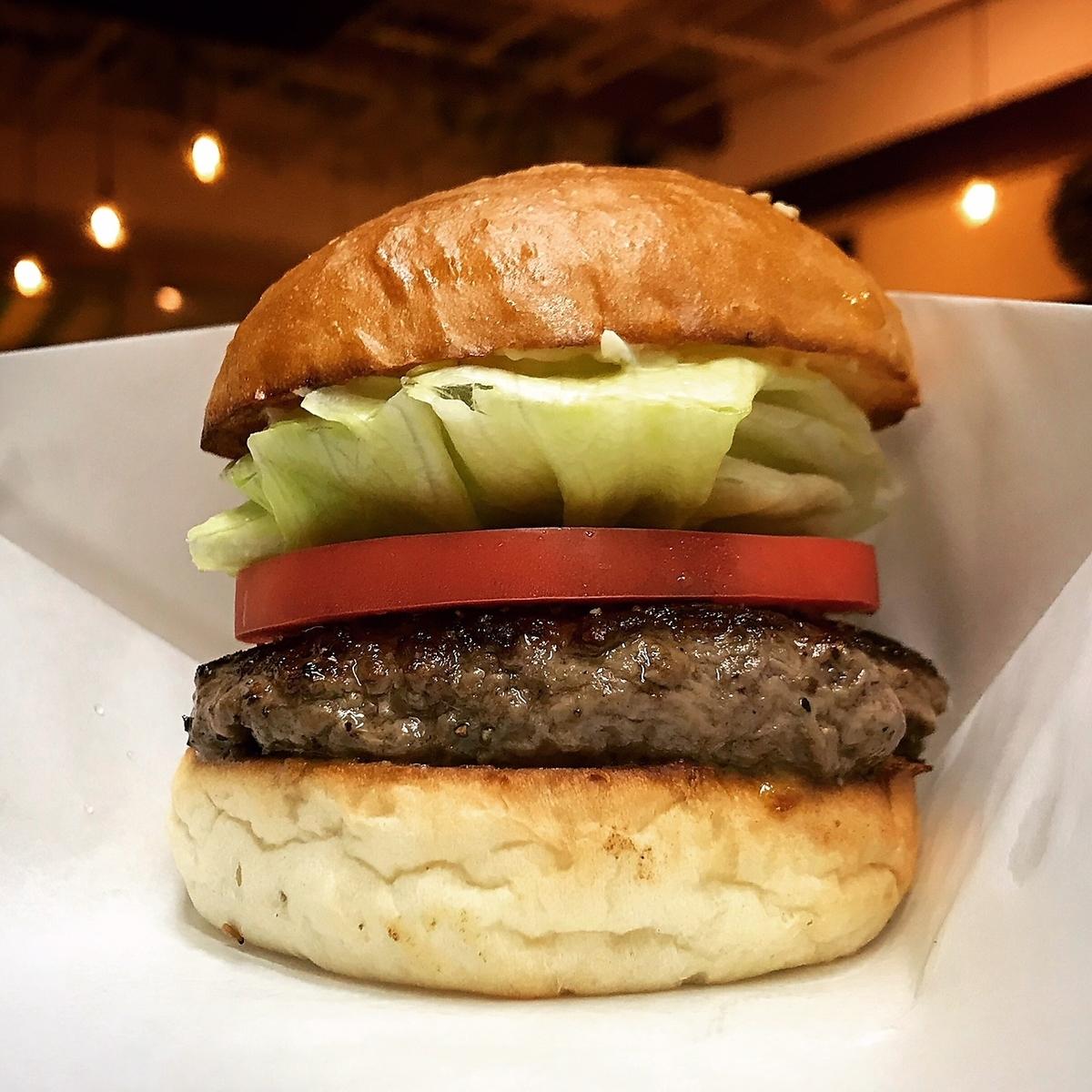 BAYSIDE BASE Hamburger