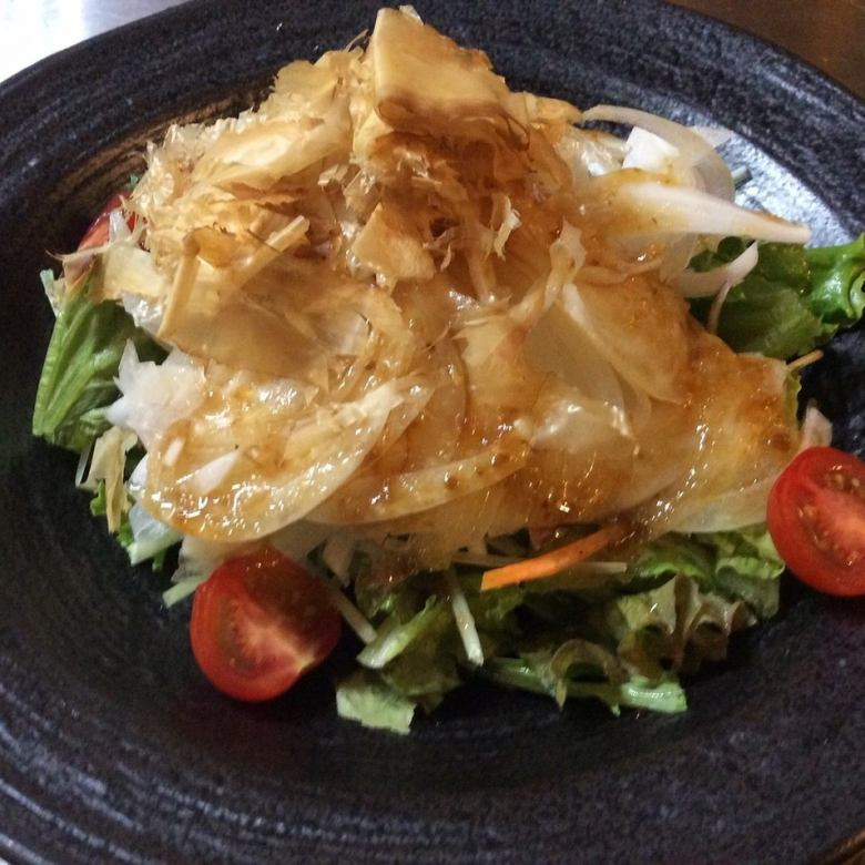 日式沙拉洋蔥