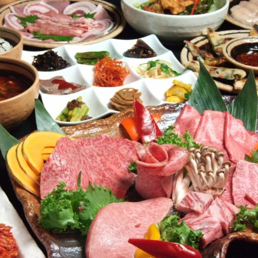 All-you-can-eat beverage for 2 hours ★ 4980 yen 【Hana Maru Plan】