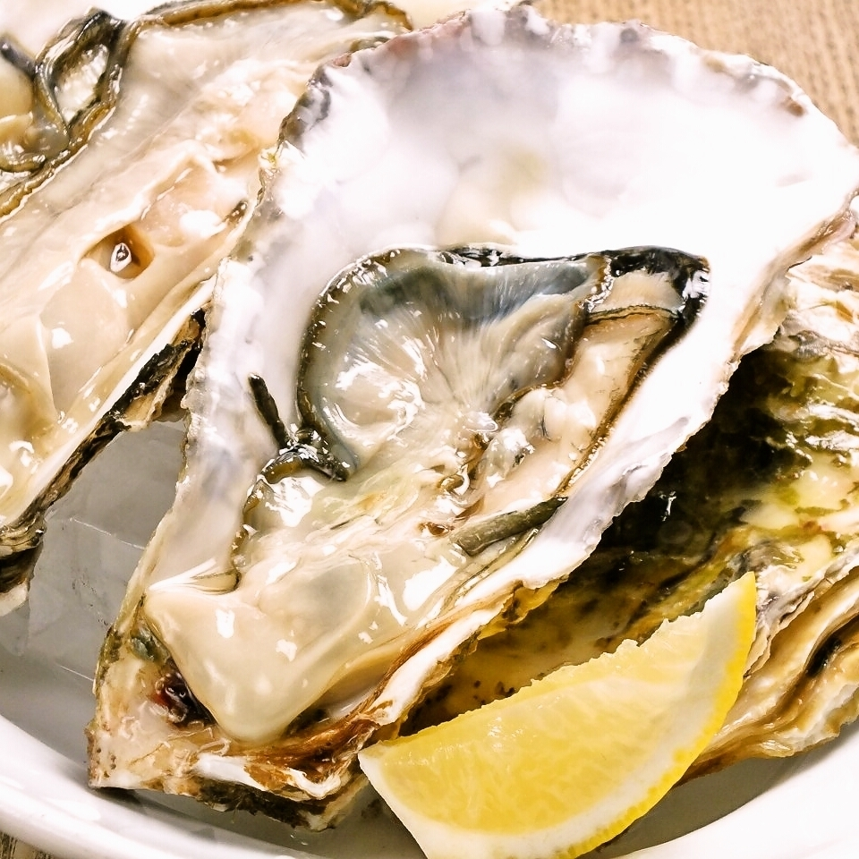 【Please enjoy today's oyster ♪】