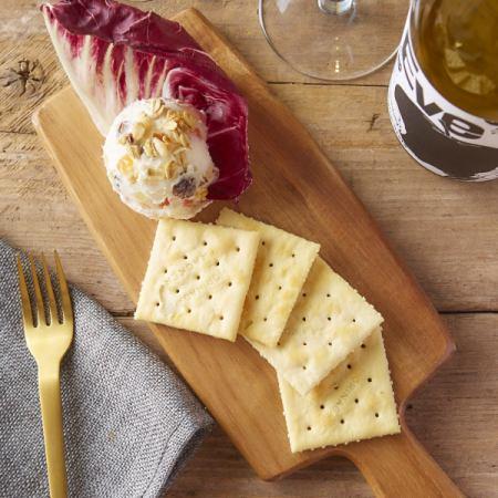 マスカルポーネチーズとドライフルーツのパテ