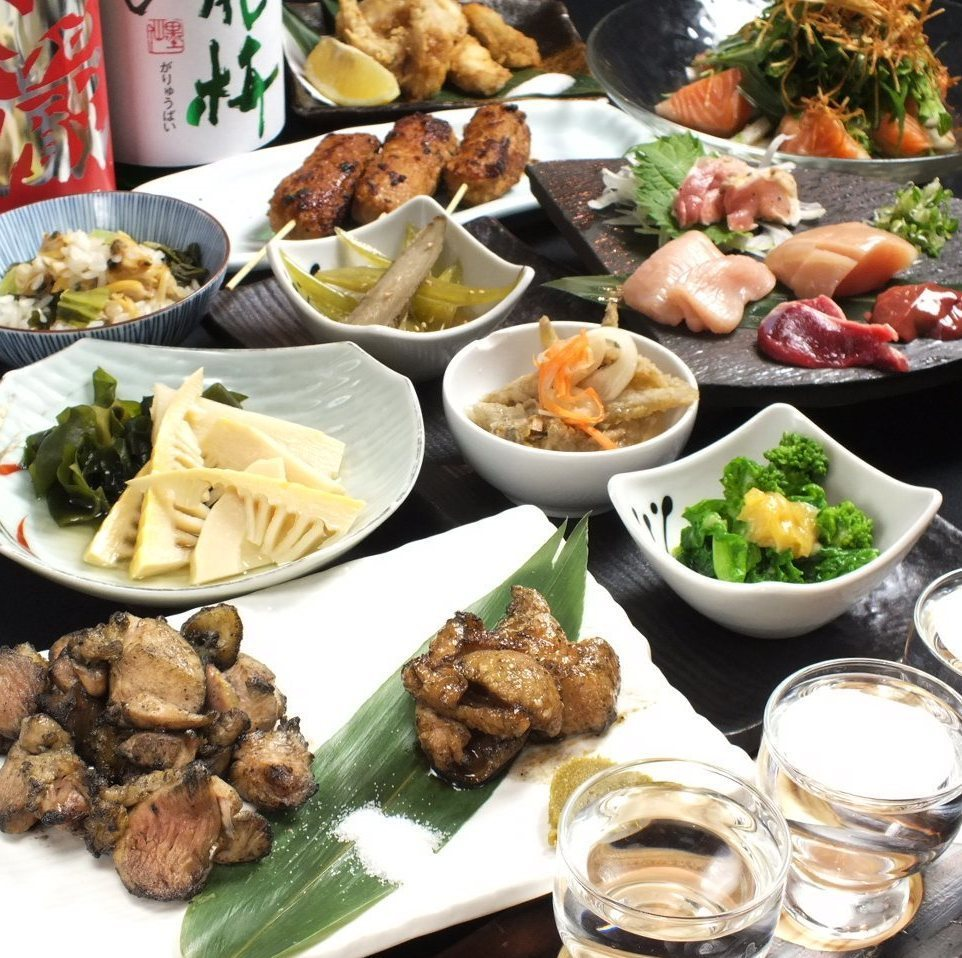 Seasonal banquet courses are available! 3500 yen ~