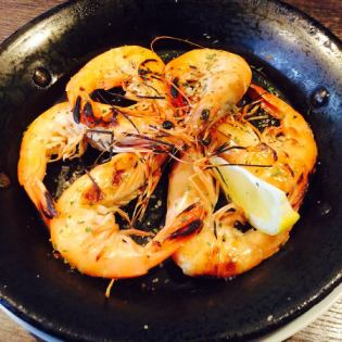 Shrimp planters