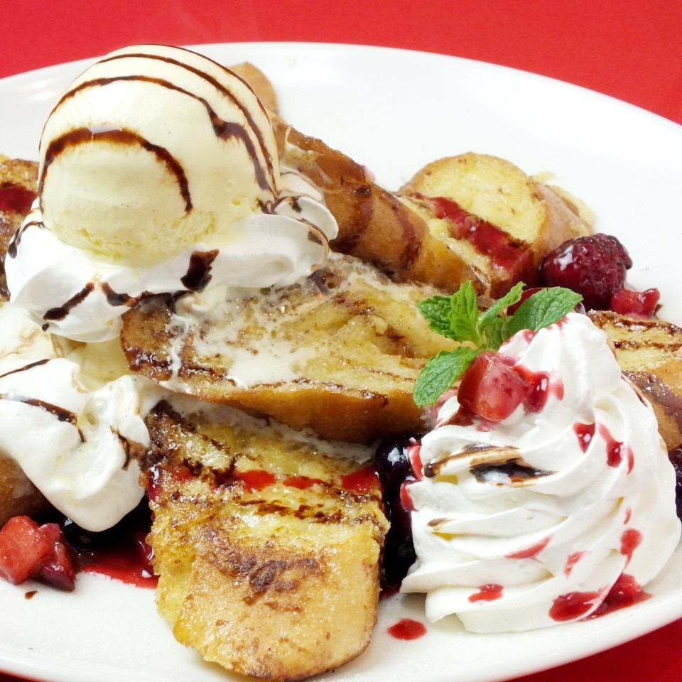 Deluxe French toast