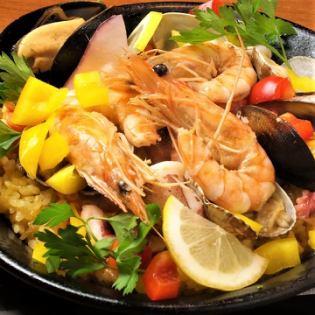 海鲜海鲜饭
