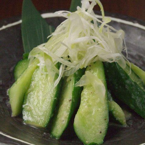 Tataki黃瓜