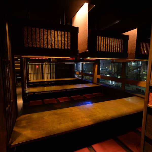 【最多可容納40人的宴會】OK 2小時無限暢飲套餐套餐2980日元〜◎歡迎派對·飲酒派對·生日派對·女童會◎私人房型護城河綠化私人房間也可提供!2~40你的名字還可以♪你可以根據不同的場景使用它!因為有熱門的座位,我們非常感謝您的預訂。【Tenmonkan·居酒屋·休閒·私人房間·當地美食·肉類】