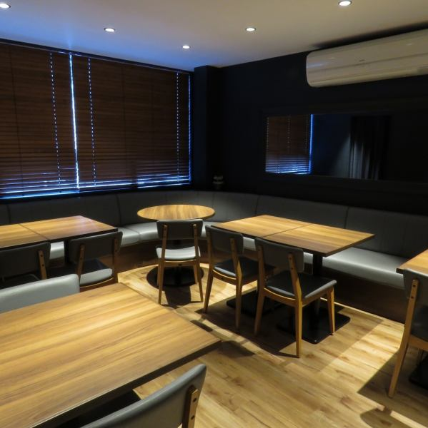[3F floor] are also available in various banquet and party.The third floor of the atmosphere and to 24 people charter OK! Leisurely, also have groups use the sofa seat is recommended