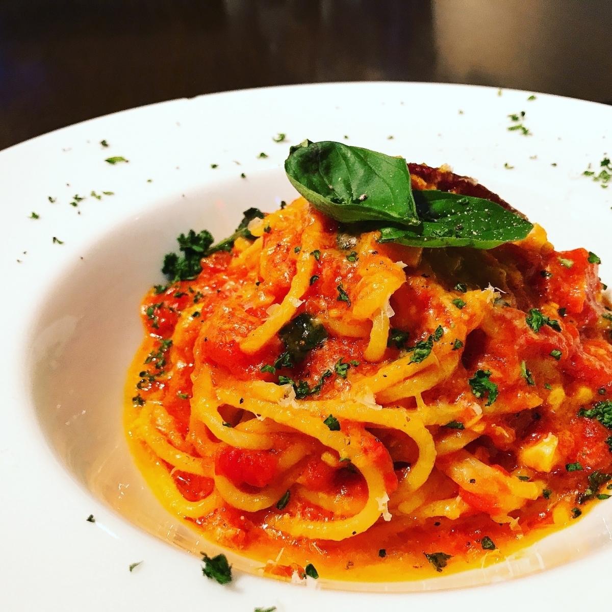 스파게티 토마토 마늘