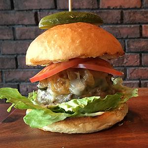 ☆ handmade burger ☆