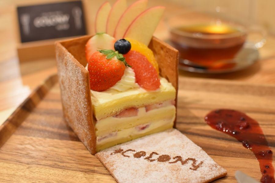 "关于SNS&TV的主题!""Sakusaku""BOX Shortcake★"