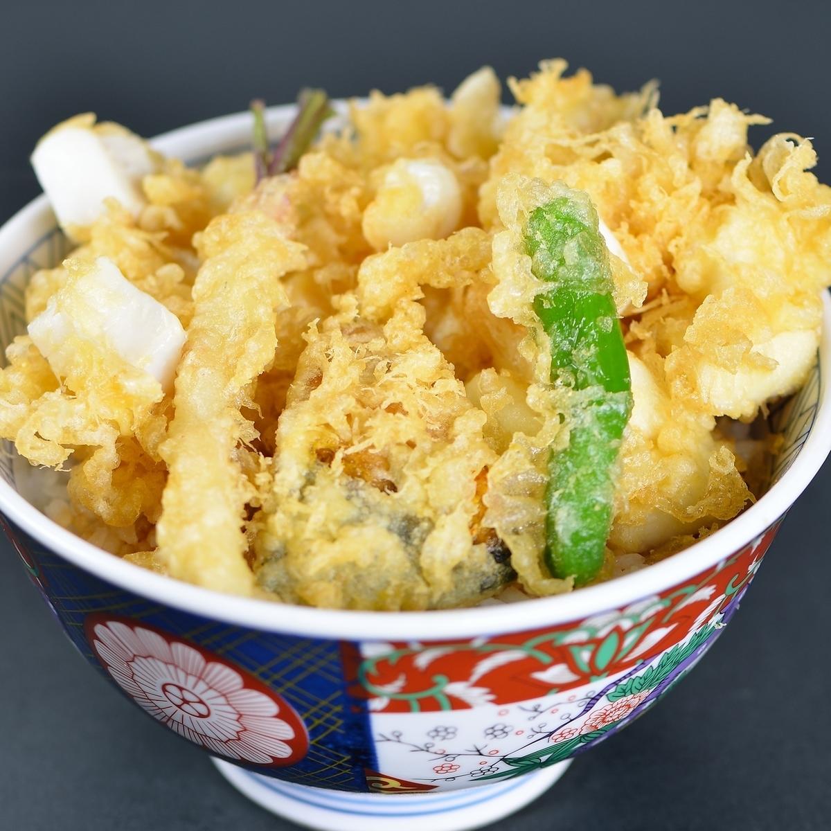 Squid bowl