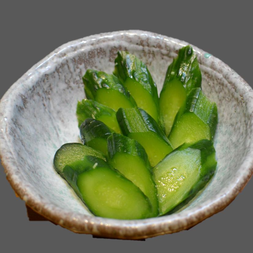 Wasabi cucumber