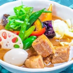 豚野菜カレー