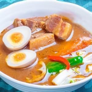 煮猪肉咖喱