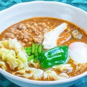 耐力纳豆咖喱