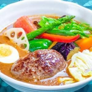 汉堡蔬菜咖喱