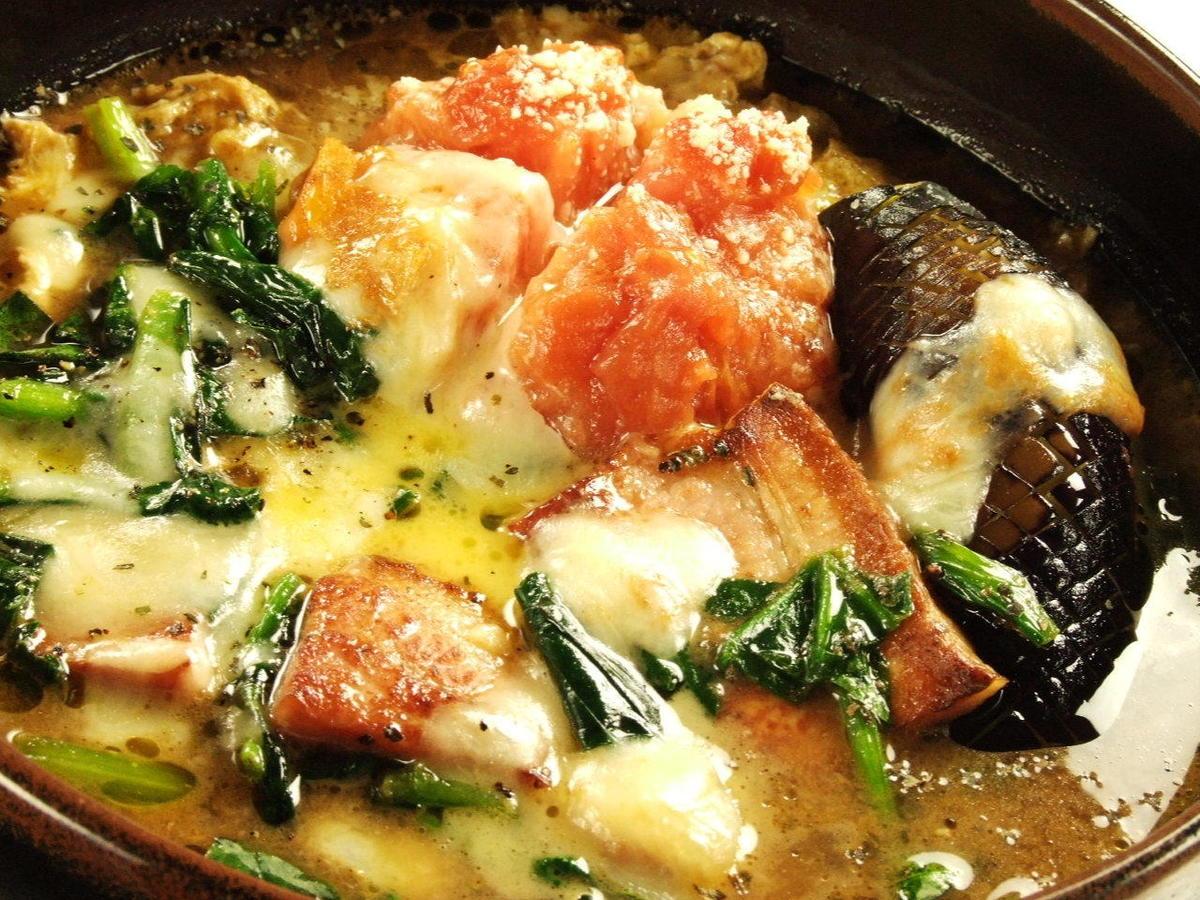 Popular creamy shrimp soup