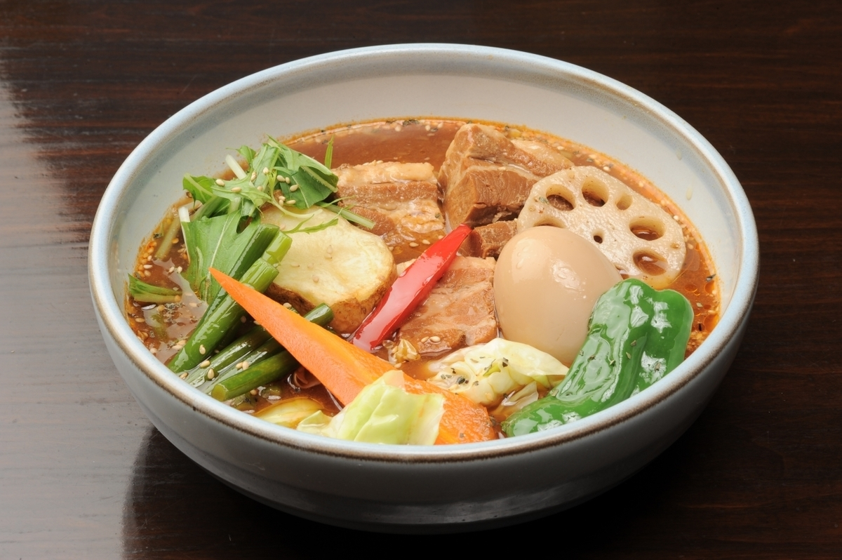 Boiled pork belly ※ Please select 【soup】 from the following.