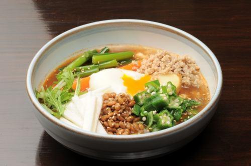 スタミナ納豆※下記より【スープ】をお選びください。