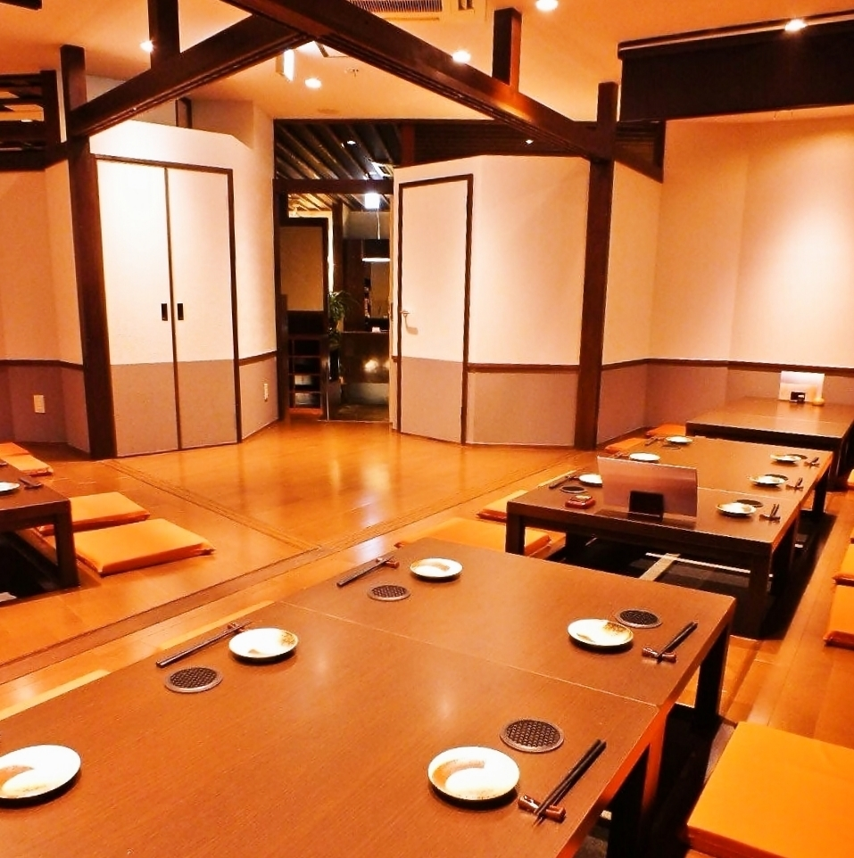 【Medium ~ Banquets in large numbers is this place!】 If you are looking for a shop around Kawanishi, Konishiji temple, such as a company banquet or a school launch, [Lamp] is recommended! More than 10 people There is also a free shuttle bus service available! Please contact us in advance.