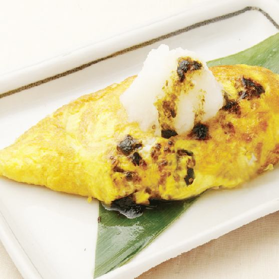Omelette for playing