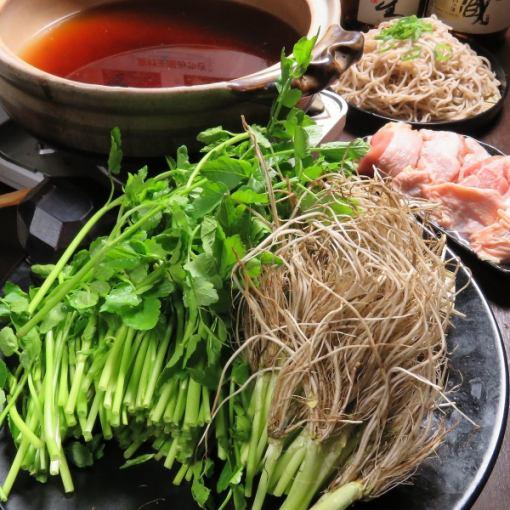 【Nabe当然】仙台特产鸡肉酱一锅7项【120分钟饮用附件】4500日元→3000日元