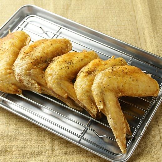 Wings of homemade sagar